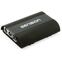 Adaptador de iPod, USB y Bluetooth Dension Gateway Five GWF1PC1  para Peugeot Citroën - Descripción breve