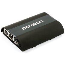 Автомобильный iPod USB Bluetooth адаптер Dension Gateway Five для Peugeot Citroën GWF1PC1  - Краткое описание