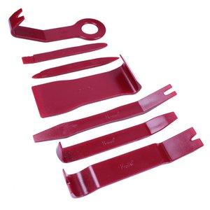 Набор инструментов для снятия обшивки 7 предметов
