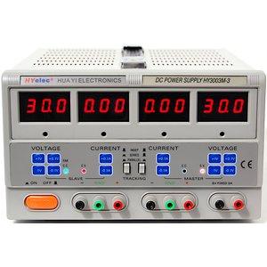 Triple DC Power Supply HYelec HY3003M-3