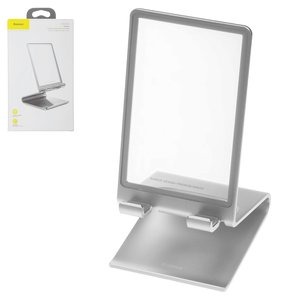 Holder Baseus, (silver, stationary) #SUGENT-XF0S