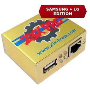 Z3X Box Samsung + LG Edition con cables