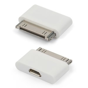 Adaptador de micro-USB a 30 pines para celulares Apple  tablet PC Apple  60ac0e1af8e