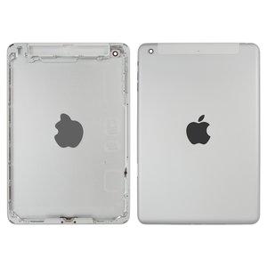Tapa trasera para tablet PC Apple iPad Mini 2 Retina, plateada, versión 3G