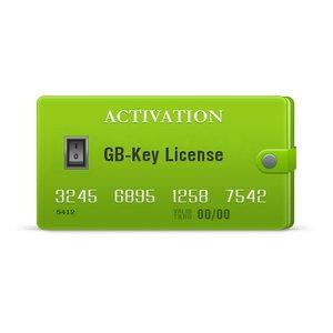 Годовая активация GB-Key