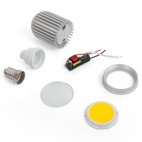 Комплект для сборки светодиодной лампы TN-A44 7 Вт (холодный белый, E14)