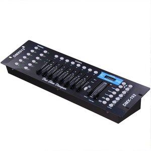 Световой DMX512-контроллер, 192-канальный