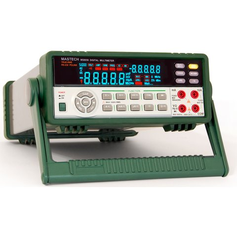 Профессиональный цифровой мультиметр MASTECH MS8050