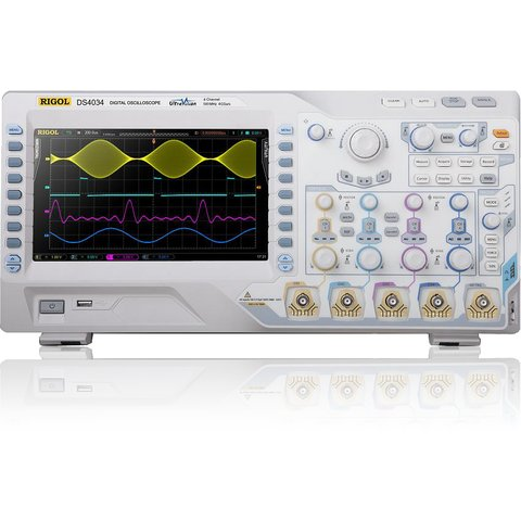 Цифровий осцилограф RIGOL DS4034