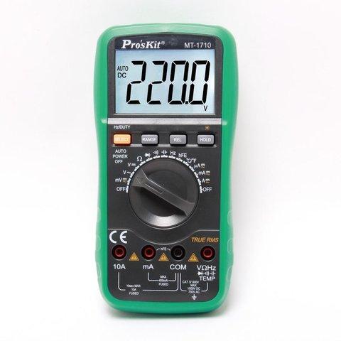 Цифровий мультиметр Pro'sKit MT 1710