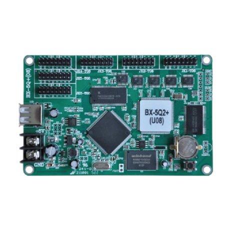 Контролер LED дисплея Onbon BX 5Q2+ 1024×80; 848×96; 720×112; 640×128; 560×144; 512×160