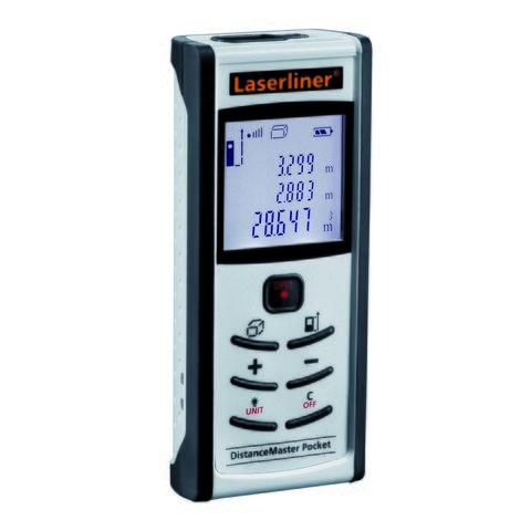 Лазерний далекомір Laserliner DistanceMaster Pocket