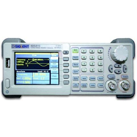 Генератор сигналів SIGLENT SDG810