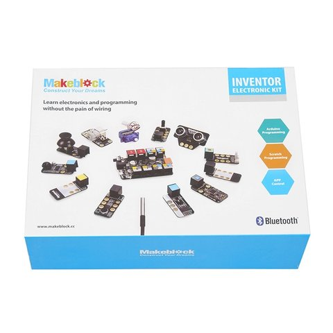 Juego de construcción Makeblock Inventor Electronic Kit - /*Photo|product*/