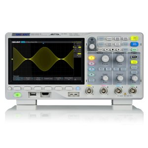 Super Phosphor Oscilloscope SIGLENT SDS1204X-E