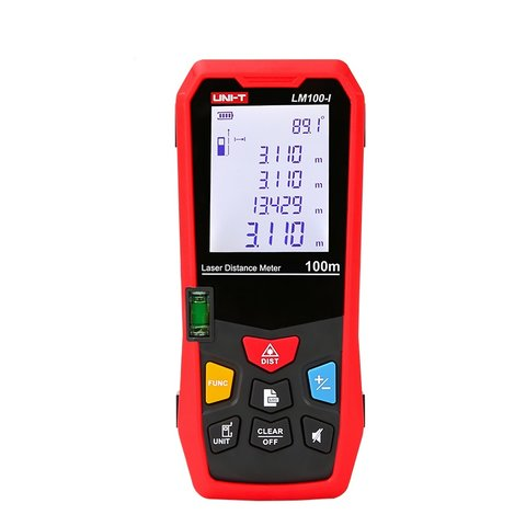Laser Distance Meter UNI T LM100 I